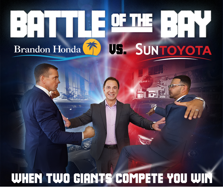 Battle of the Bay 2016