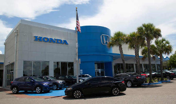 Brandon Honda in Tampa, Florida
