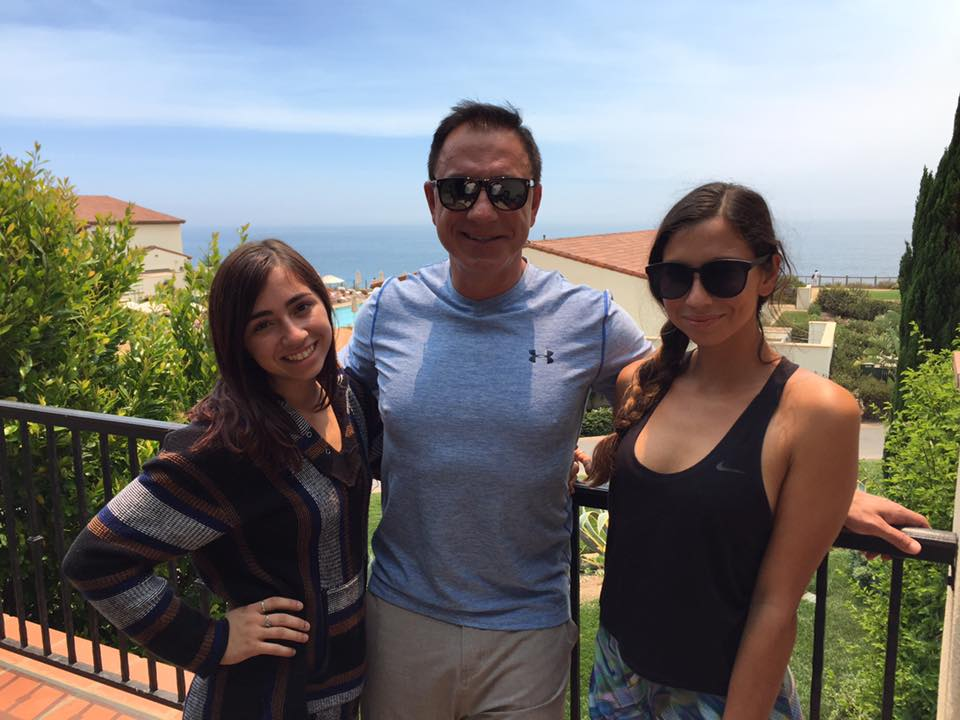 John Marazzi and Daughters 2016-2
